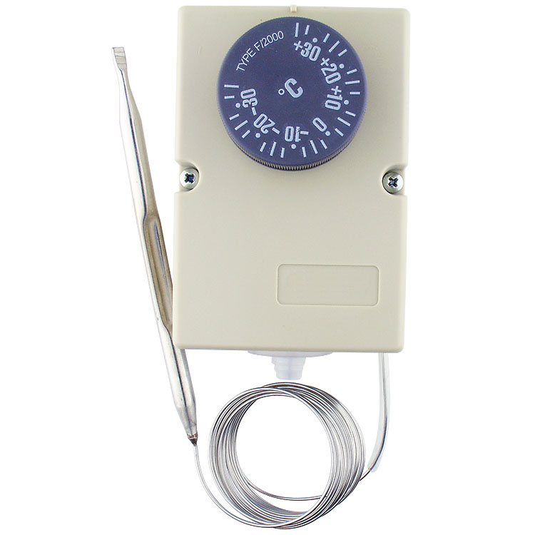 F2000 thermostat temperature controller